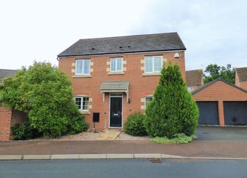 Thumbnail 3 bed detached house for sale in Lyneham Drive, Kingsway, Gloucester