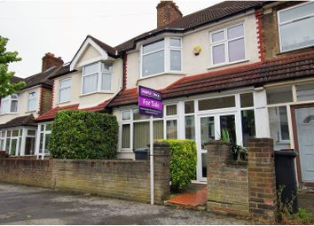 Thumbnail 4 bedroom terraced house for sale in Hambrook Road, London