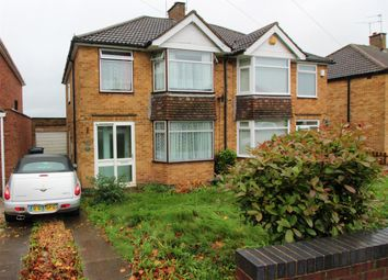 Thumbnail 3 bed semi-detached house for sale in Antrim Close, Allesley, Coventry