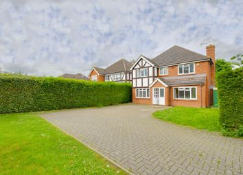 Thumbnail 4 bed detached house to rent in Theobald Street, Borehamwood