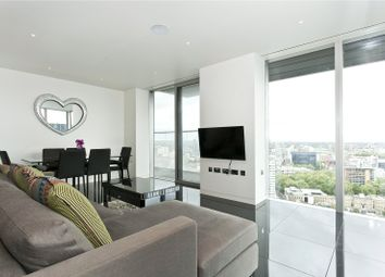 Thumbnail 2 bed flat to rent in The Heron, 5 Moor Lane, London