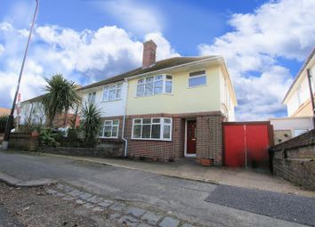 Thumbnail 3 bedroom semi-detached house for sale in Bitterne Road East, Southampton