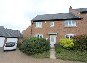 Thumbnail 4 bed semi-detached house for sale in Vale Rise, Morledge, Matlock