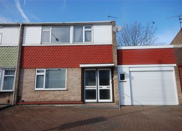 Thumbnail 3 bed semi-detached house for sale in Great Knightleys, Basildon, Essex