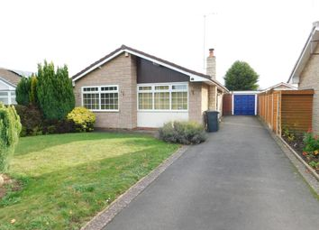 Thumbnail 2 bed detached bungalow for sale in Longmynd Way, Stourport-On-Severn