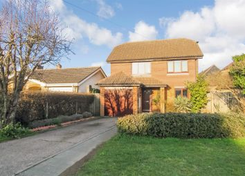 Thumbnail 4 bed detached house for sale in Cinques Road, Gamlingay, Sandy