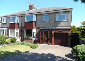 Thumbnail 4 bed semi-detached house for sale in Lancaster Road, Knott End On Sea