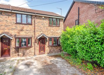 Thumbnail 2 bed end terrace house for sale in Dominic Close, Wythenshawe, Manchester