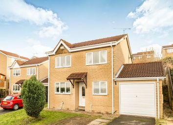 Thumbnail 3 bed detached house for sale in Ridgedale Road, Bolsover, Chesterfield