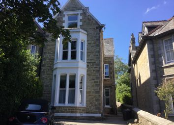 Thumbnail 1 bed flat to rent in Falmouth Road, Truro