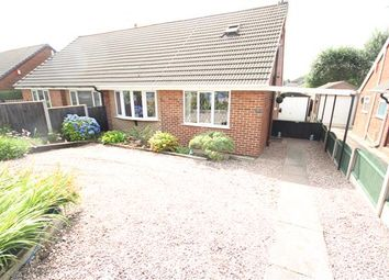 Thumbnail 3 bed semi-detached house for sale in Heysham Close, Weston Coyney, Stoke-On-Trent