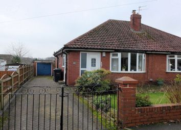 Thumbnail 2 bedroom bungalow for sale in Mesne Lea Road, Walkden, Manchester