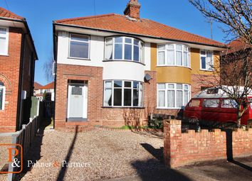 3 bed semi-detached house for sale in Castle Road, Ipswich IP1