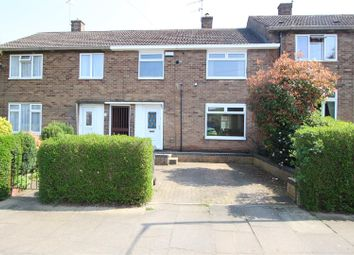 Thumbnail 3 bed terraced house for sale in Whiteley Close, Stapleford, Nottingham