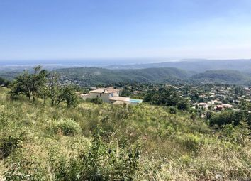 Thumbnail Land for sale in Tourrettes Sur Loup, Alpes Maritimes, France