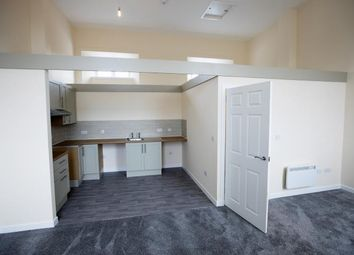 Thumbnail 1 bed flat to rent in Flat 3, Old St Stephens School House, John Street, Blairgowrie