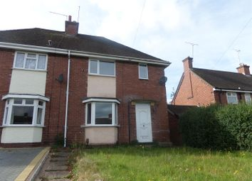 Thumbnail 3 bed semi-detached house to rent in Birch Lane, Brereton, Rugeley