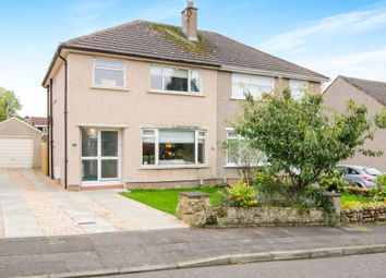 Thumbnail 3 bed semi-detached house for sale in Florence Gardens, Rutherglen, Glasgow