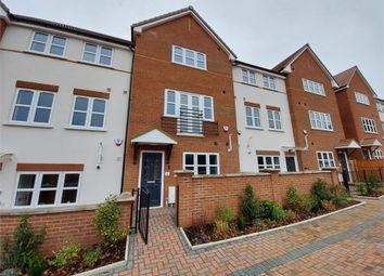 Oakhill Road, Oakhill, Milton Keynes, Buckinghamshire MK5. 4 bed terraced house for sale