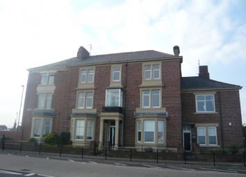 Thumbnail 2 bed flat to rent in Grand Parade, Tynemouth