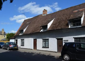 Thumbnail 2 bed terraced house for sale in High Street, Melbourn, Royston