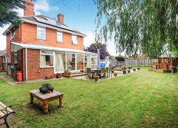 Thumbnail 4 bedroom detached house for sale in Witham Road, Woodhall Spa