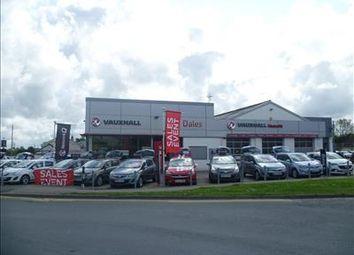 Thumbnail Land for sale in Car Showroom & Workshop, Chyvelah Road, Threemilestone, Cornwall