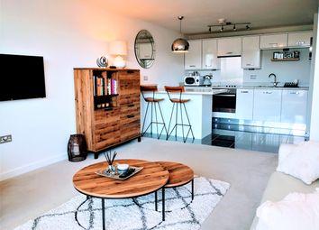 Thumbnail 1 bed flat for sale in Gavin Bank Geoffrey Watling Way, Norwich