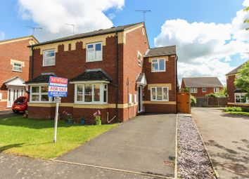 Thumbnail 3 bed semi-detached house for sale in Bolyfant Crescent, Whitnash, Leamington Spa