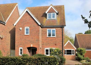 Thumbnail 4 bed detached house for sale in Alfreds Place, East Hanney, Wantage