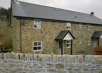 Thumbnail 4 bed semi-detached house for sale in Hay On Wye 2 Miles, Clyro