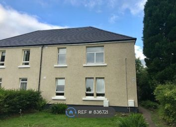 Thumbnail 2 bed flat to rent in Kilmacolm Road, Johnstone