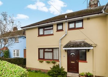 Thumbnail 3 bed end terrace house for sale in Tollerdown Road, Weymouth