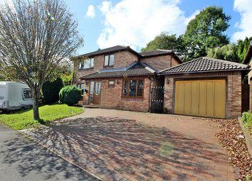 Thumbnail 4 bed detached house for sale in Beechwood Drive, Llantwit Fardre, Pontypridd, Rhondda, Cynon, Taff.