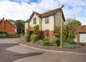 Thumbnail 3 bed detached house for sale in Gurdon Road, Grundisburgh, Woodbridge