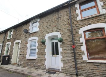 Thumbnail 2 bed terraced house for sale in Grwyne Terrace, Argoed, Blackwood