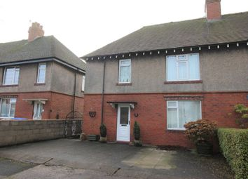 Thumbnail Semi-detached house for sale in Tittesworth Avenue, Leek, Staffordshire
