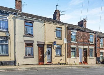 Thumbnail 2 bedroom terraced house for sale in Trinity Parade, Trinity Street, Hanley, Stoke-On-Trent