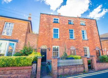 Thumbnail 4 bed town house for sale in Dovecote, Castle Donington, Derby