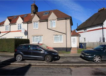 Thumbnail 3 bed semi-detached house for sale in Sturgess Avenue, London