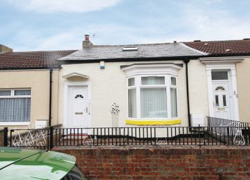 Thumbnail 2 bed terraced bungalow for sale in Belgrave Street, Darlington, Durham