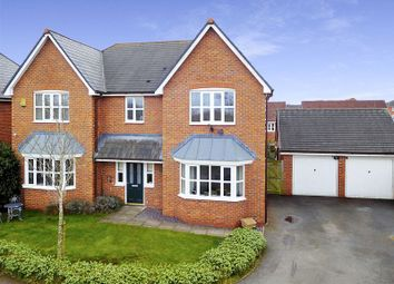 Thumbnail 5 bed detached house for sale in Petersfield Way, Wychwood Village, Weston