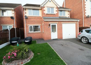 Thumbnail 4 bed detached house for sale in Pastures Mews, Mexborough, South Yorkshire