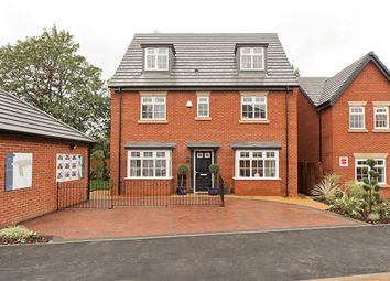 "Thumbnail 5 bedroom detached house for sale in ""The Burton"" at Lightfoot Green Lane, Lightfoot Green, Preston"