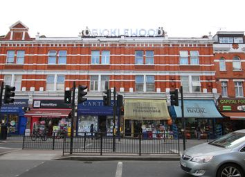 Cricklewood Broadway, London NW2. 3 bed flat