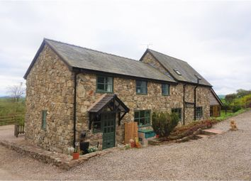 Thumbnail 4 bed property for sale in Pen-Y-Bont, Oswestry