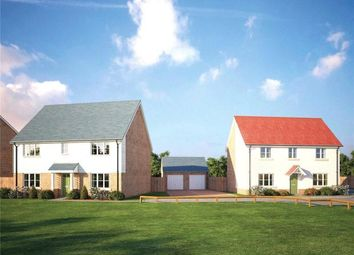 Thumbnail 4 bed detached house for sale in Sapphire Gardens, Worlington Road, Mildenhall, Bury St Edmunds
