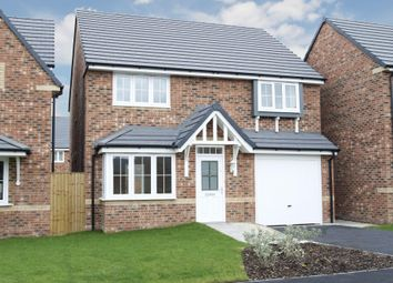 "Thumbnail 4 bedroom detached house for sale in ""Tetbury"" at Aintree Road, Corby"