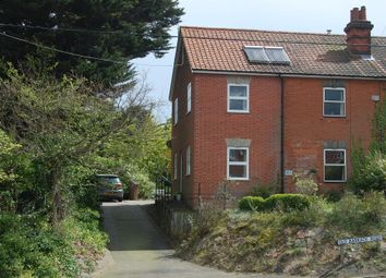 Thumbnail 4 bed semi-detached house for sale in Old Barrack Road, Woodbridge