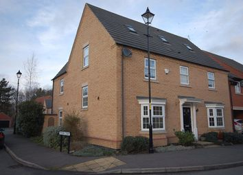 Thumbnail 6 bed detached house to rent in Murrayfield Avenue, Greylees, Sleaford